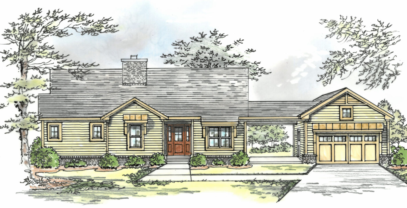 The Homestead Collection at Anderson Farms - The Creekview