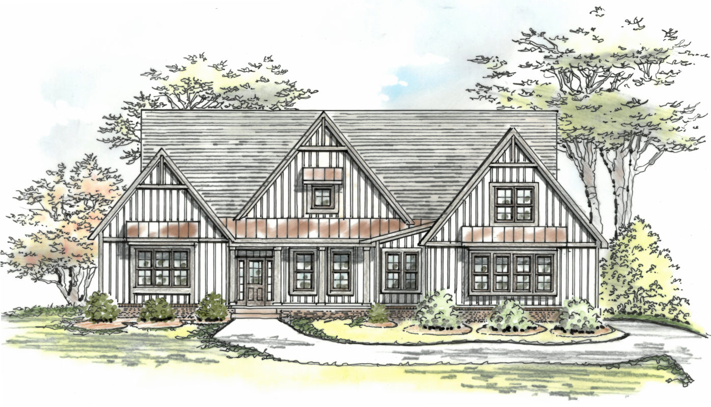 The Homestead Collection at Anderson Farms - The Ashdale
