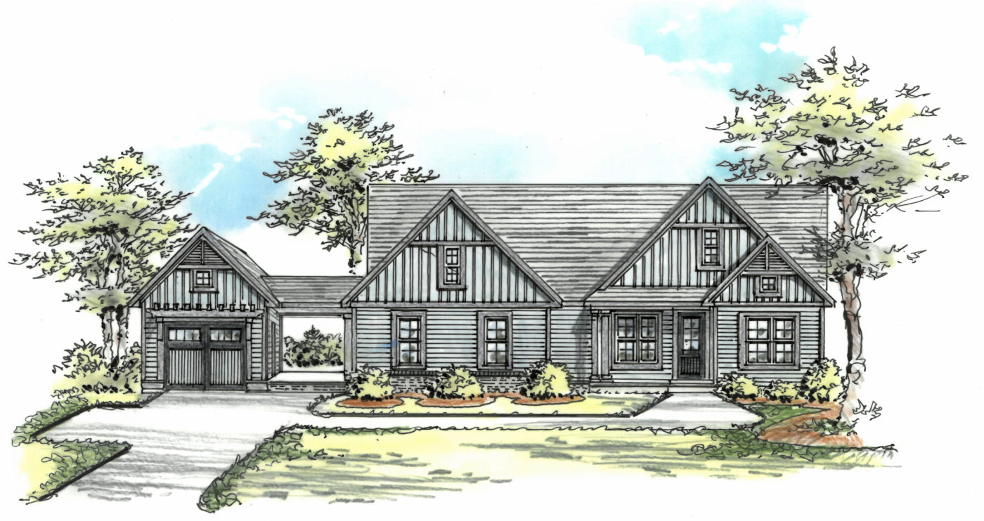 The Homestead Collection at Anderson Farms - The Berkshire II