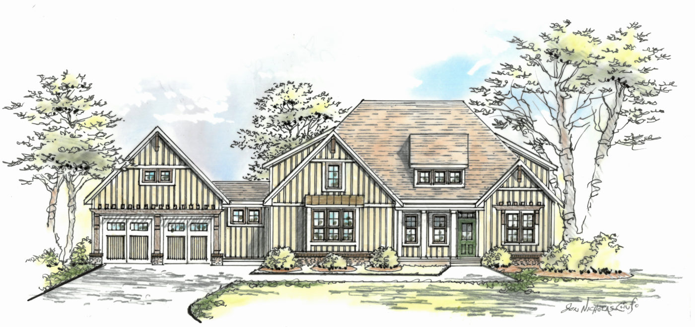 The Homestead Collection at Anderson Farms - The Oakmont II