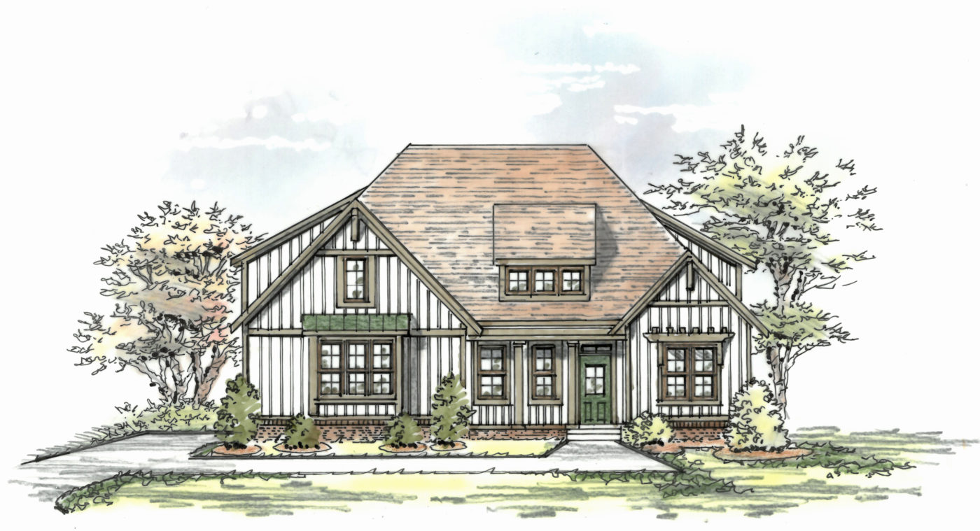 The Homestead Collection at Anderson Farms - The Oakmont I