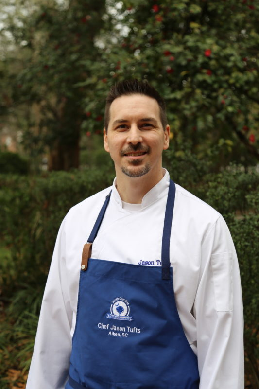 jason tufts ambassador chef sc